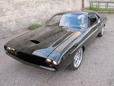 1970 Dodge Challenger Restomod