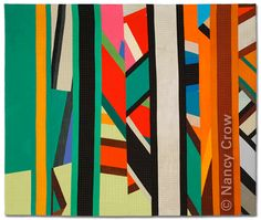Modern quilts by Nancy Crow