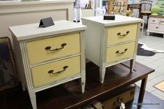 Small Changes - Refreshing refreshed Furniture - Welcome to reFresh reStyle!