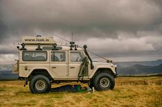 Land Rover, off roader, wheels, car, cloudy sky view, awsome, terrain, photograph, photo