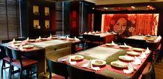 Benihana - Restocracy - topul restaurantelor 2017 Table Settings, Restaurant, Diner Restaurant, Place Settings, Restaurants, Dining, Tablescapes