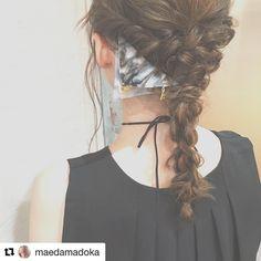 サンカククリップ ホワイト ご着用いただきありがとうございます  gigi様はsAnのお取り扱い店です    #Repost @maedamadoka with @repostapp  sAnのサンカククリップ 結婚式のsetにも使えます #madokastyle #hair #arrangement #Gigi #san #サンカククリップ