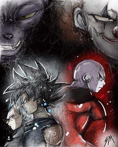 Follow me Dragon Ball Gt, Goku Vs Jiren, Z Wallpaper, Anime Nerd, Awesome Anime, Kraken, Cartoon, Manga, Determination
