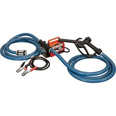 Fill-Rite FR1614 Diesel Fuel Transfer Pump with Hoses – 12 Volt, 10 GPM, Model# FR1614  http://www.cheapindustrial.com/fill-rite-fr1614-diesel-fuel-transfer-pump-with-hoses-12-volt-10-gpm-model-fr1614/