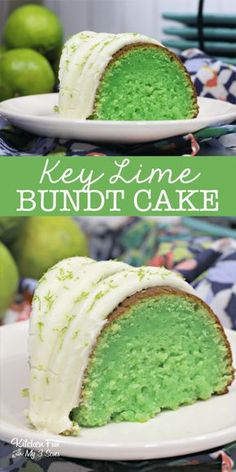 Key Lime Bundt Cake is delicious! This recipe made with a box of cake mix and a package of instant pudding It's a mixture of tangy citrus and soft, sweet cake keylime bundtcake keylimepie yumm is part of Key lime bundt cake - Bon Dessert, Oreo Dessert, Key Lime Kuchen, Key Lime Bundt Cake, Lime Bundt Cake Recipe, Key Lime Cupcakes, Keylime Cake Recipe, Key Lime Dump Cake, Key Lime Cookies