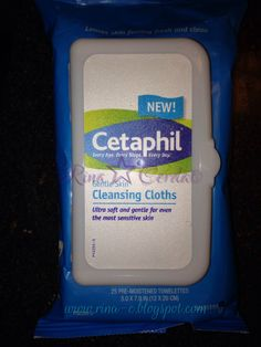 Love this #Gentle Power face wipes