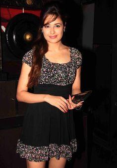 Bollywood actress Yuvika-Chaudhary