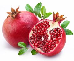 Organic Heirloom 30 Pomegranate seeds Punica Granatum Shrub Small Fruit Tree Red Omi F85, $1.99
