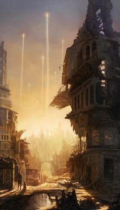 abandoned city - Tìm với Google