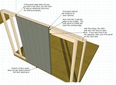 Ordinaire Double Shed Doors