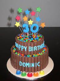 Resultado de imagem para bolos aniversario rapaz