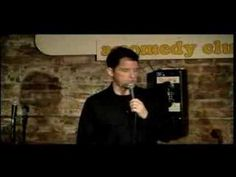 Some of the best 10 minutes ever! Comedian Kevin Brennan