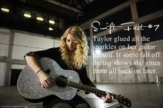Swift fact <3, hmm maybe I should try this myself... ;-)