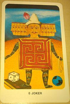 Secret Dakini Oracle (previous name of Tantric Dakini Oracle)
