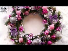 Новогодний рождественский ВЕНОК своими руками!_Christmas Christmas wreath with his own hands!