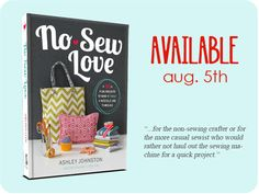 50 No-Sew Projects (home decor, clothing, accessories, holiday items, etc.) you can make WITHOUT a sewing machine.  #nosewlove