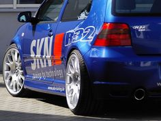 SKN VW Golf 4 R32 (1J) #vwgolfmk4