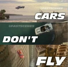 And they said Cars Dont Fly....