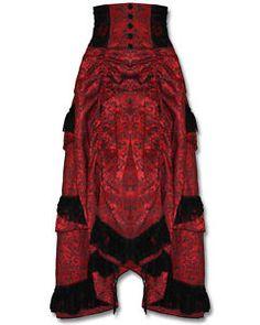 red goth skirt | T2eC16JHJGsFFMkL3YL-BSTDVbOz6w~~60_35.JPG