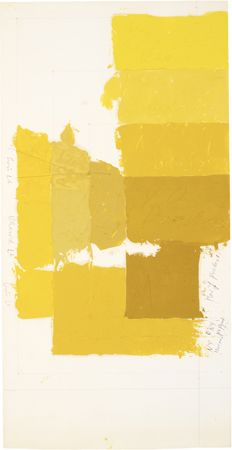 Josef Albers | Paintings on Paper                                                                                                                                                                                 More