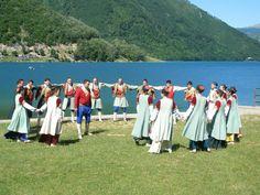 Montenegrin Folk Dance