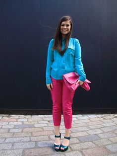 zing costume colour