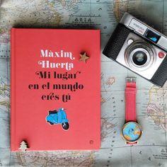Mi lugar en el mundo eres tú   Es de esos libros que no te cansas de ojear leer y disfrutar... Para conocer nuevos rincones o volver a recordar lugares y momentos   Un auto perfecto