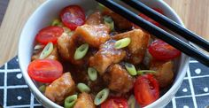 General Tso's Chicken #Recipes  General Tso's chicken is a sweet, slightly spicy, fried chicken, which is served in the vernacular in American Chinese restaurants. The dish is most often considered Hunanese court, although it. In China and other countries home to the Chinese diaspora unknown before introduced by chefs returning from the United States