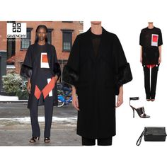 """GIVENCHY AUTUMN/WINTER 2014"" by lindelepalais on Polyvore"