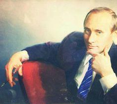 Vladimir Putin  Presidente de Rusia
