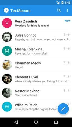 Signal Private Messenger– скриншот
