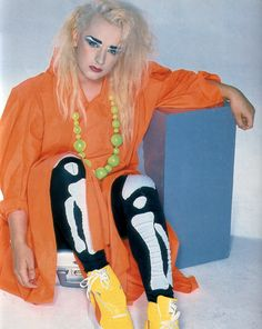 But Boy George is Still a Boy | P E R I O D I C U L T