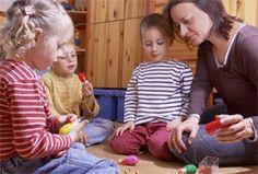 (2013-06) Københavns kommunes hjemmeside om sprogarbejde i vuggestuer og børnehaver