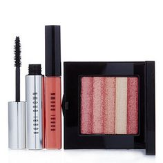 Bobbi Brown 3 Piece Ready To Go Holiday Cosmetics Collection