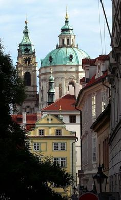My favorite place to get lost...Prague