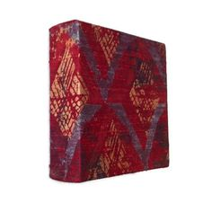 Textile Art Screenprint on silk fabric by Tania Bishop Artisan