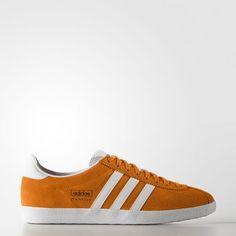 pretty nice b90e7 69b44 Gazelle OG Shoes - Orange Adidas Official, Adidas Men, Adidas Shoes, Adidas  Gazelle