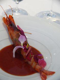 Gamba Rosa de Denia (Quique Dacosta Restaurante)
