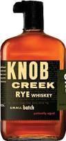 KNOB CREEK Straight Rye Small Batch Whiskey 70 cl / 50 % USA