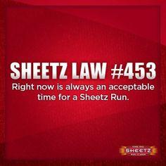 Sheetz Run