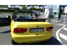 Ford Escort Ford Escort Cabrio 1.6 16V Luxury - 2