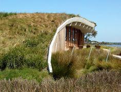 Eco House: embrace the landscape