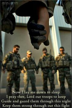 Another day has passed and thankfully US Central Command has CONFIRMED no new casualties. Let us bow our heads and pray for the fallen and their families. ~ Honor Them Amen! Army Mom, Army Life, Just In Case, Just For You, Military Love, Military Quotes, Marine Quotes, Military Honors, Military Veterans