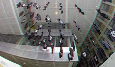 https://flic.kr/p/GHhepA   Now & Wow Museum Rotterdam 3D Gopro   anaglyph stereo red/cyan