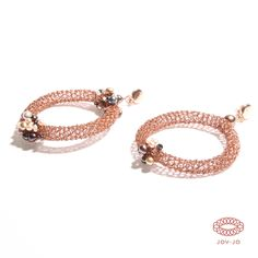 Symbiosis collection: copper and pearls