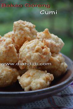 Diah Didi's Kitchen: Bakso Goreng Cumi