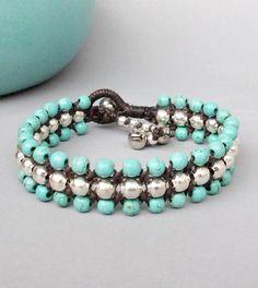 Bracelet by  handmadethaicountry