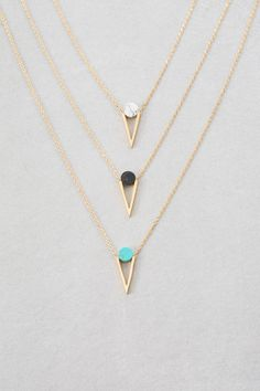 Large Layering Necklace Big Side Moon Necklace Cool Minimalist Jewelry gold silver rose gold Dainty Hollow Moon Necklace laser cut