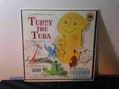 Three Adventures With Music (Tubby The Tuba / The Story of Celeste / Adventures…