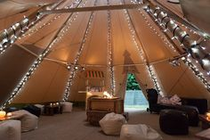 Kerry and Adam's 'Totally Us' Tipi Wedding. By Viva Wedding Photography
